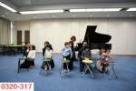 16年3月20日 なかよしリトミック&ピアノ教室 春の発表会(午前の部 合奏)