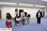 17年3月26日 なかよしリトミック&ピアノ教室 春の発表会(リトミッククラス)