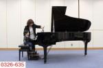 17年3月26日 なかよしリトミック&ピアノ教室 春の発表会(幼児ピアノ①)