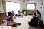 18年4月12日 ママズケア ベビーマッサージさくら夙川 ベビー&キッズクラス