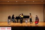 19年2月2日 なかよしリトミック&ピアノ教室 発表会(第2部アンサンブル)
