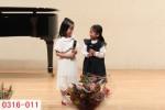 19年3月16日 ピアノ・リトミックの発表会(第1部)