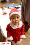 19年12月6日 岡田助産院クリスマス会 午前の部(キッズ)その②
